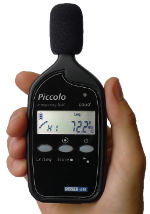 Piccolo Sound Level Meter
